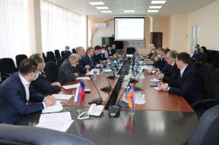 «Ռոսատոմ» պետկորպորացիան և Հայկական ԱԷԿ-ը քննարկել են արդիականացմանն ուղղված աշխատանքները