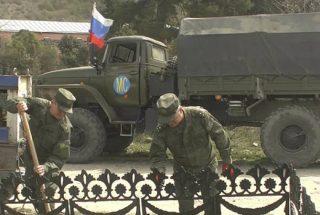 ՌԴ ՊՆ. Խաղաղապահները Արցախում վերականգնում են Հայրենական մեծ պատերազմում զոհվածների հուշարձանները