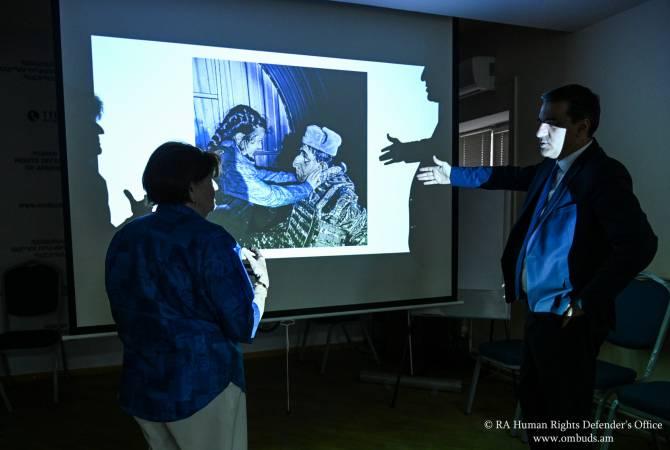 ՀՀ ՄԻՊ-ը Քերոլայն Քոքսին ներկայացրել է Բաքվի պատերազմական հանցագործություններն ու գերիների վերադարձի հրատապությունը