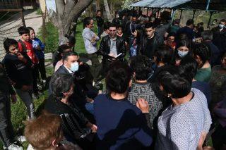 ՄԻՊ. Ադրբեջանցի զինվորականները սպառնում են Սյունիքի գյուղերի բնակիչների ֆիզիկական անվտանգությանը