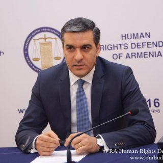 Արման Թաթոյանն Ադրբեջանում պահվող հայ գերիների հարցով նամակ է հղել միջազգային կառույցներին