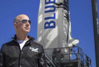 Ջեֆ Բեզոսը տիեզերք տուրիստական թռիչքի օրը նշանակել Է հուլիսի 20-ին