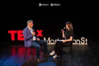 IdBank. «Transformation of the future». TEDxMoskovyanStSalon կոնֆերանս