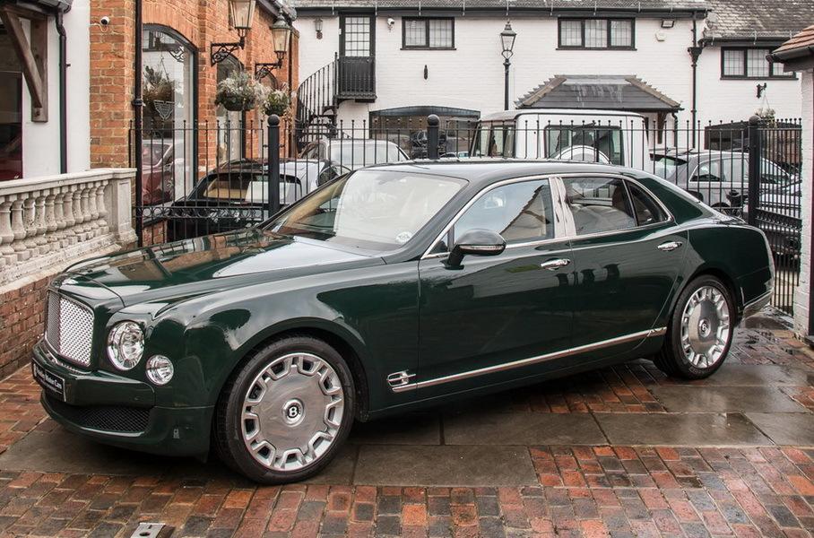 Եղիսաբեթ Երկրորդի Bentley-ն վաճառվել է 180 հազար ֆունտ ստեռլինգով