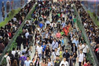 Չինաստանի բնակչությունը 2010 թվականից ի վեր ավելացել Է 72 միլիոնով