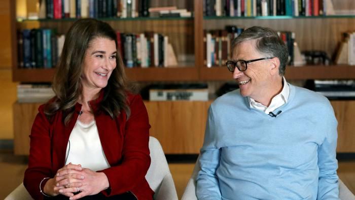Բիլ Գեյթսը և Մելինդան որոշել են բաժանվել 27 տարվա ամուսնությունից հետո