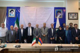 ՀՀ ՊԵԿ-ի և Իրանի մաքսային ծառայության պատվիրակությունները հանդիպել են Նորդուզ սահմանային անցակետում
