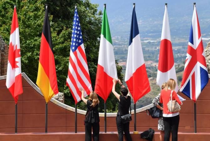 G7-ի ղեկավարները Քարբիս Բեյում կքննարկեն համավարակի հետեւանքներն աղքատ երկրների համար