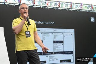 Reinvent by Renderforest 2021-ում ներկայացվեց Ամերիաբանկի reinvent-ը