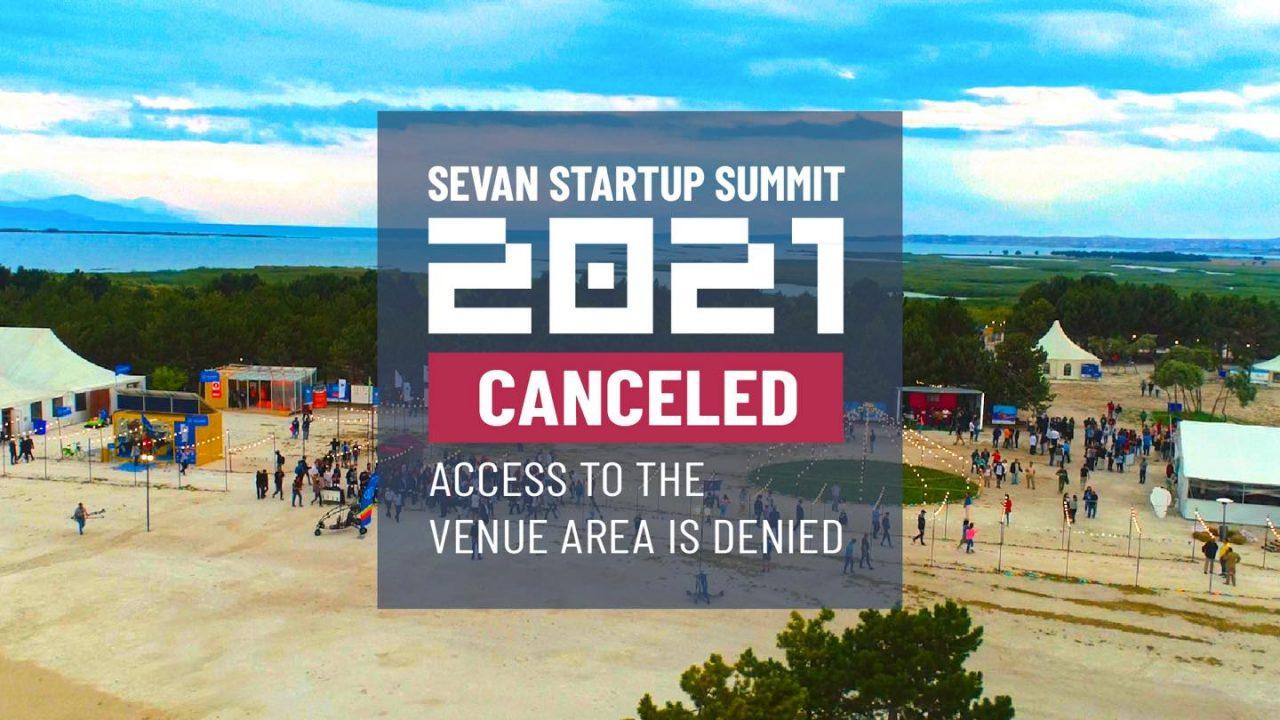 Sevan Startup Summit 2021-ը չի կայանա՝ իշխանությունները տարածքը չեն տրամադրել
