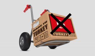ՊԵԿ-ը հորդորում է զերծ մնալ թուրքական ծագման ապրանքների անօրինական ներմուծման փորձերից