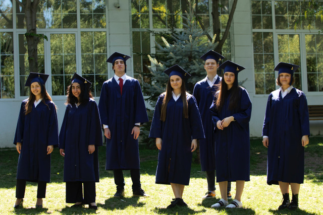 Եվս 5 հայաստանցի աշակերտներ ավարտեցին Եվրոպական դպրոցը եւ ընդունվեցին հեղինակավոր միջազգային բուհեր
