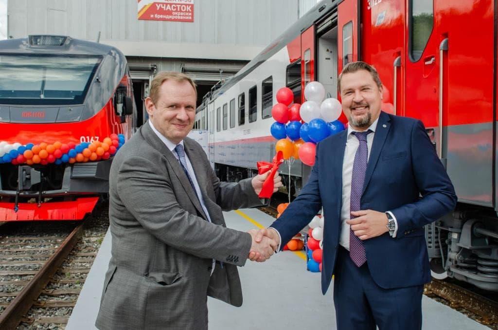 Հարավկովկասյան երկաթուղին շուտով կստանա ևս երկու ԷՊ2Դ նոր ժամանակակից էլեկտրագնացք