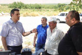 Հայաստանի ՄԻՊ-ի գլխավորած խումբը փաստահավաք աշխատանքներով գտնվում է Երասխում