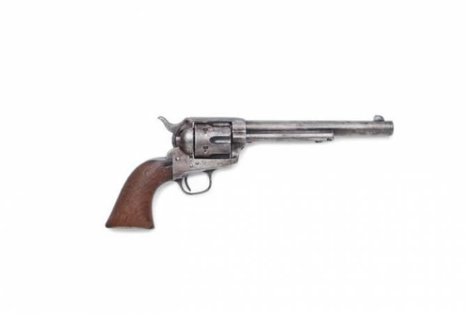 ԱՄՆ-ում աճուրդի Է դրվել այն զենքը, որով սպանել են ավազակ Բիլլի Քիդին