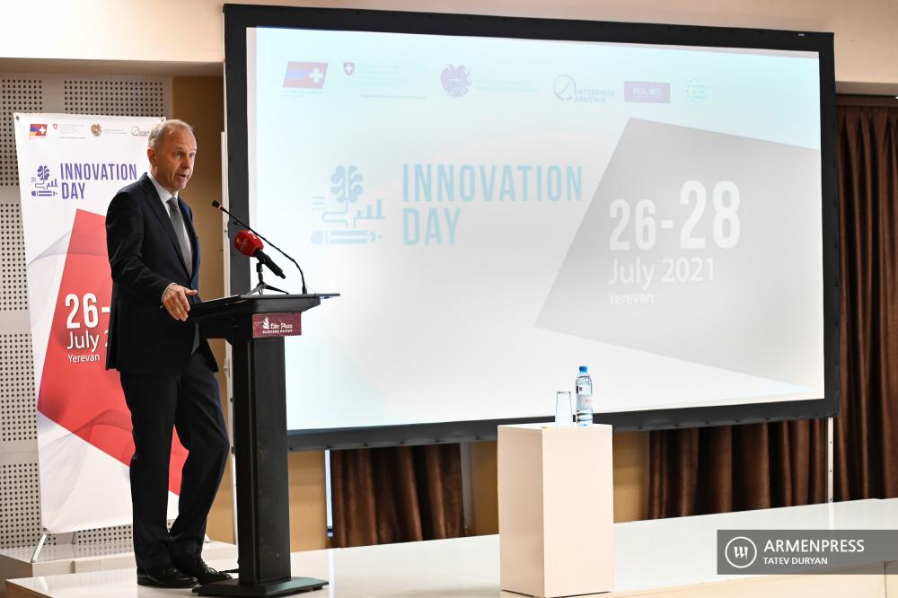 Հայկական ՓՄՁ-ները՝ միջազգային հարթակներում. մեկնարկել է «Նորարարության օր 2021» համաժողովը