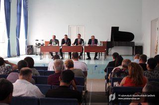 ՊԵԿ-ը Գեղարքունիքի մարզում հարկ վճարողների հետ քննարկել է հարկային վարչարարության հարցեր