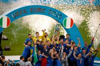 Իտալիան 53 տարի անց կրկին լավագույնն է Եվրոպայում