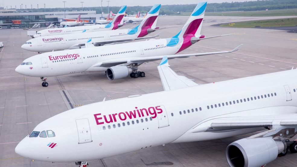 Eurowings. նոր չվերթ` Քյոլն-Երևան-Քյոլն