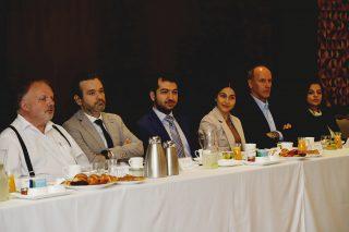 Գալաքսի ընկերությունների խումբը և Հայաստանում Եվրոպական բիզնես ասոցիացիան քննարկեցին ներդրումային հնարավորությունների ընդլայնման և բիզնեսի զարգացման վերաբերյալ հարցեր