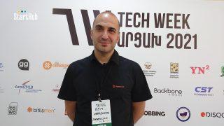 Tech Week Artsakh 2021. Ռեմ Դարբինյան, SmartClick