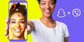 Viber-ը թողարկում է լրացված իրականության (AR) դիմակներ