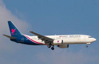 Մեկնարկել են MyWay ավիուղիների Թբիլիսի-Երևան-Թբիլիսի երթուղով չվերթերը