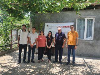 Վիվա-ՄՏՍ. Պատերազմի հետևանքով տնազուրկ դարձած ընտանիքները՝ գործընկերների ուշադրության կենտրոնում