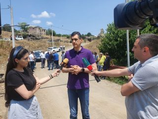 Վիվա-ՄՏՍ. Սահմանապահ Կոթի գյուղում արևային ֆոտովոլտային նոր կայան կտեղակայվի