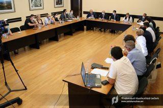 Տեղի է ունեցել ՊԵԿ եկամուտների վարչարարության բարեփոխումների հասարակական խորհրդի նիստը