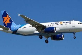 Israir Airlines իսրայելական ավիաընկերությունը վերսկսում է թռիչքները Վրաստան