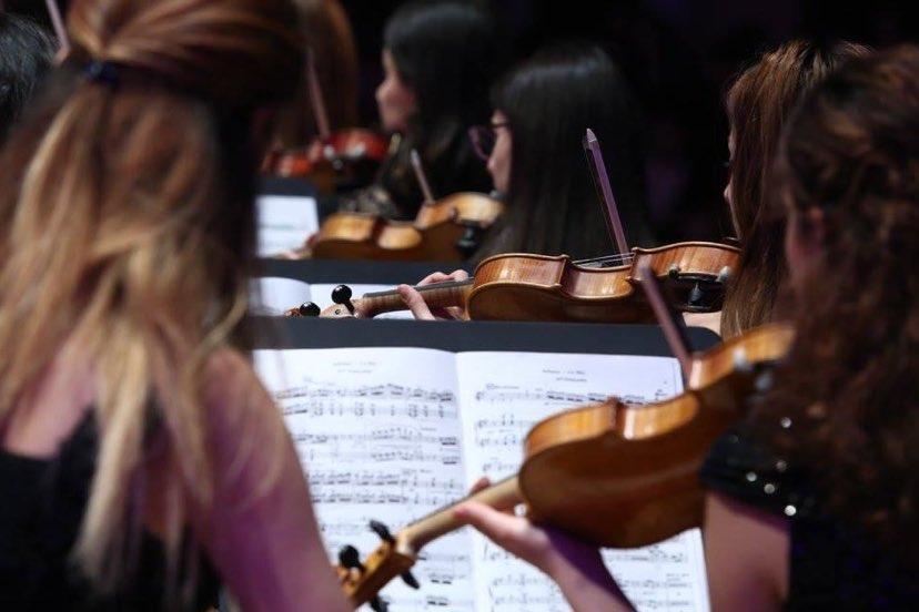 Հայաստանի պետական սիմֆոնիկ նվագախումբը կանցկացնի ՀայՍիմֆոնիա արհեստական բանականությամբ ջութակի մրցույթ