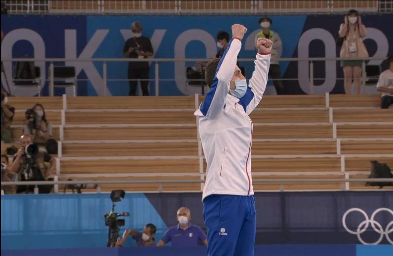 Տոկիո-2020. Մարմնամարզիկ Արթուր Դավթյանն Օլիմպիական խաղերի բրոնզե մեդալակիր է