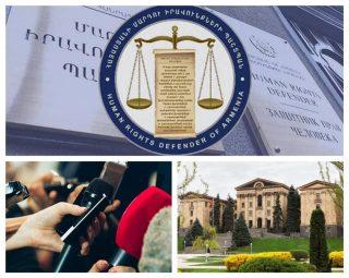 Մարդու իրավունքների պաշտպանն անդրադարձել է ԱԺ-ում լրագրողների աշխատանքի սահմանափակումներին