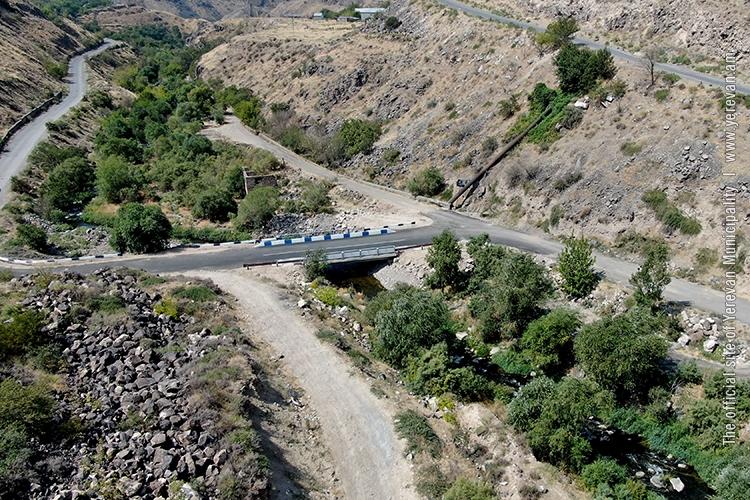 Կորեայի Ձորի կամուրջը վերակառուցվել է