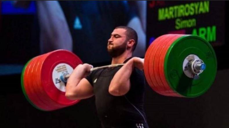 Տոկիո-2020. Սիմոն Մարտիրոսյանն Օլիմպիական խաղերի փոխչեմպիոն է