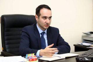 Ավագ Ավանեսյանը նշանակվել է ՀՀ ֆինանսների նախարարի տեղակալ