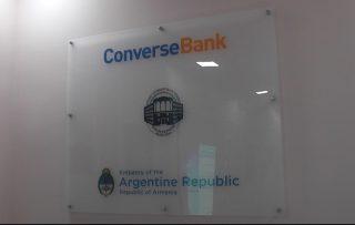 Կոնվերս Բանկ. Մի հաջողության պատմություն. Արգենտինական կենտրոն