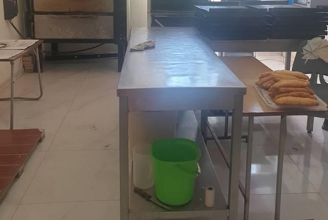 ՍԱՏՄ-ն կասեցրել է հացի և խոհարարական արտադրանքի արտադրամասի գործունեությունը
