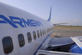 «Արմենիա» ավիաընկերությունը 2021 թվականին նախատեսում է փոխադրել շուրջ 300 հազար ուղևոր