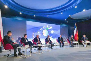 Միջազգային տնտեսական 30-րդ հոբելյանական ֆորումին Հայաստանը ներկայացրել է ՍԱՏՄ ղեկավարը