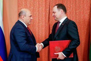 Ռուսաստանը եւ Բելառուսը ձեւավորում են միասնական ագրարային քաղաքականություն