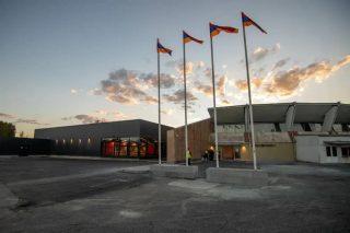Շահագործման է հանձնվել Շիրակ օդանավակայանի ժամանման նոր սրահը