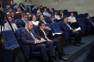 Գործարարների հետ քննարկվել են Հայաստան-ԵԱՏՄ համագործակցության հարցերը