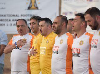 Հայաստանի լրագրողները կրկին կմասնակցեն Լիտվայի ֆուտբոլային մրցաշարին
