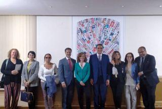 ՀՀ ՄԻՊ Արման Թաթոյանը միջազգային լրատվամիջոցներին է ներկայացրել հայ գերիների վերադարձի հրատապությունը