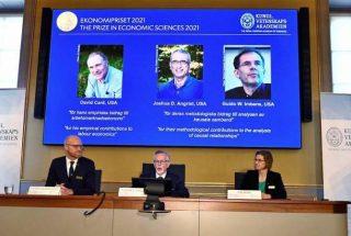 Տնտեսագիտության բնագավառում Նոբելյան մրցանակը շնորհել են հարաբերությունների էկոնոմիկայի Էմպիրիկ հայացքի համար