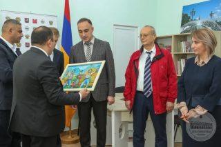 Երևանում «Դոմ Մոսկվի» կենտրոնը Մալիշկա գյուղում բացվեց չորրորդ «Ռուսական կենտրոնը»
