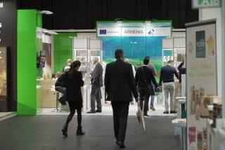 Հայաստանը մասնակցում է Եվրոպայում սննդի ամենամեծ ցուցահանդեսին «ԵՄ-ն բիզնեսի համար» նախաձեռնության շրջանակում
