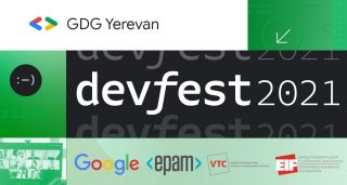 DevFest Armenia 2021 տեխնո-կոնֆերանս Վանաձորում հոկտեմբերի 16-ին